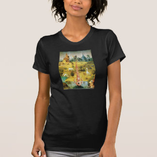 Hieronymus Bosch painting art T Shirt