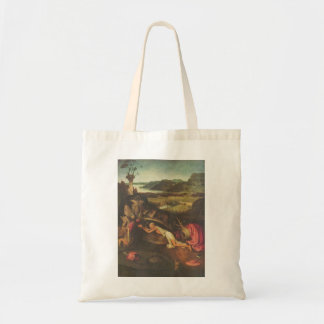 Hieronymus Bosch painting art Tote Bag