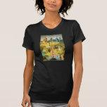 Hieronymus Bosch que pinta arte Camiseta
