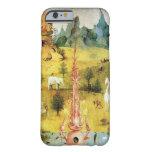 Hieronymus Bosch que pinta arte Funda De iPhone 6 Barely There