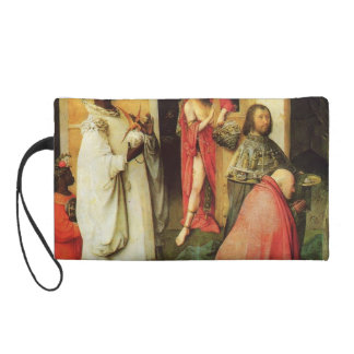Hieronymus Bosch- The Adoration of Magi detail Wristlet Clutches