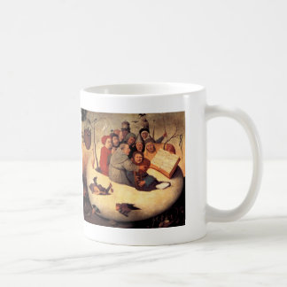 Hieronymus Bosch- The Concert in the Egg Coffee Mug