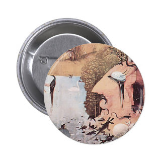 Hieronymus Bosch- The Garden ofEarthly Delights Pin