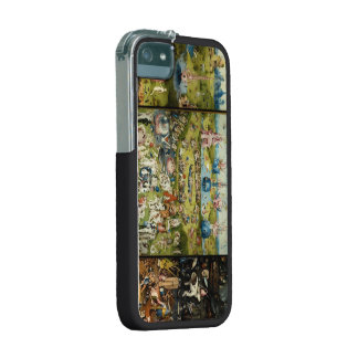 Hieronymus Bosch - The Garden of Earthly Delights iPhone 5 Covers