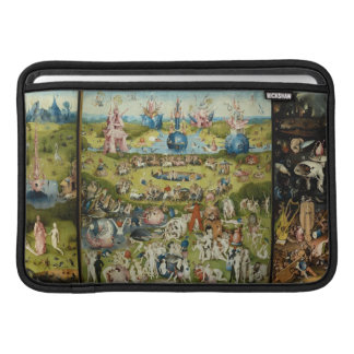 Hieronymus Bosch - The Garden of Earthly Delights Sleeve For MacBook Air