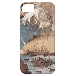 Hieronymus Bosch- The Garden ofEarthly Delights iPhone 5 Cover