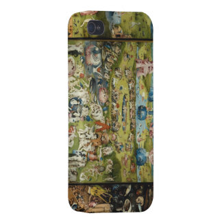 Hieronymus Bosch - The Garden of Earthly Delights Covers For iPhone 4