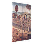 Hieronymus Bosch - The Pedlar Canvas Prints