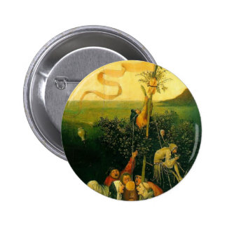 Hieronymus Bosch- The Ship of Fools Buttons