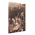 Hieronymus Bosch - The Ship of Fools Stretched Canvas Prints