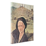 Hieronymus Bosch - Untitled Stretched Canvas Print