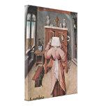 Hieronymus Bosch - vanidad Impresión En Lona