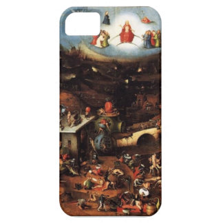 Hieronymus Bosch's Hell on your iPhone5 cover