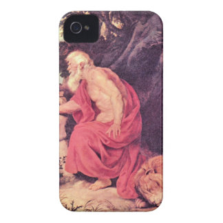 Hieronymus by Paul Rubens iPhone 4 Case-Mate Cases