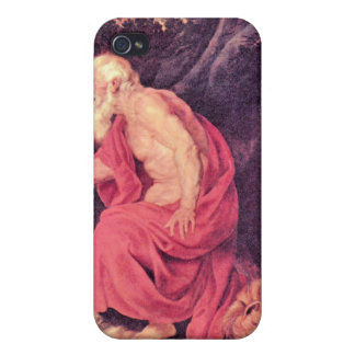 Hieronymus by Paul Rubens iPhone 4/4S Cases