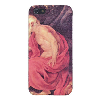 Hieronymus by Paul Rubens iPhone 5 Covers