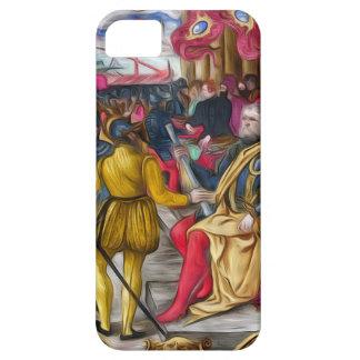 Hieronymus Zane from BL Arundel 156.jpg iPhone SE/5/5s Case
