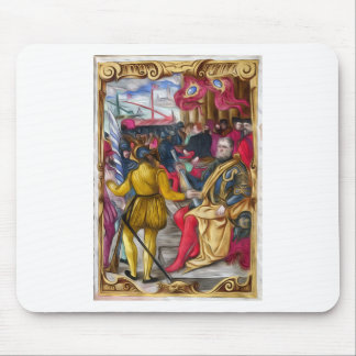 Hieronymus Zane from BL Arundel 156.jpg Mouse Pad
