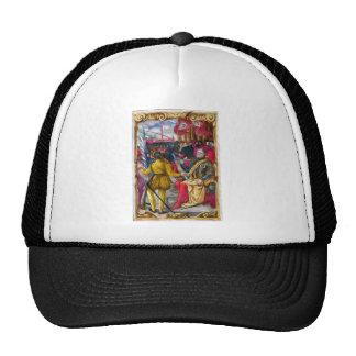 Hieronymus Zane from BL Arundel 156.jpg Trucker Hat