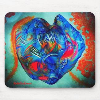 Hierophant tarot mouse pad