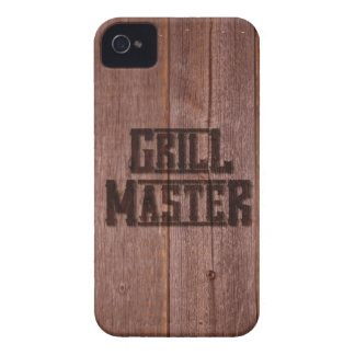 Hierro de marcado en caliente occidental de Grill Funda Para iPhone 4 De Case-Mate