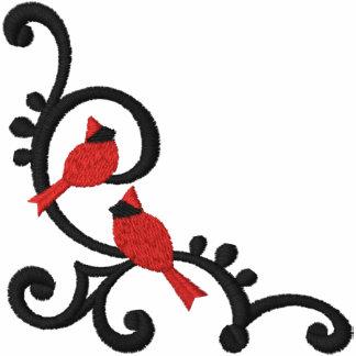 Hierro labrado y cardenales