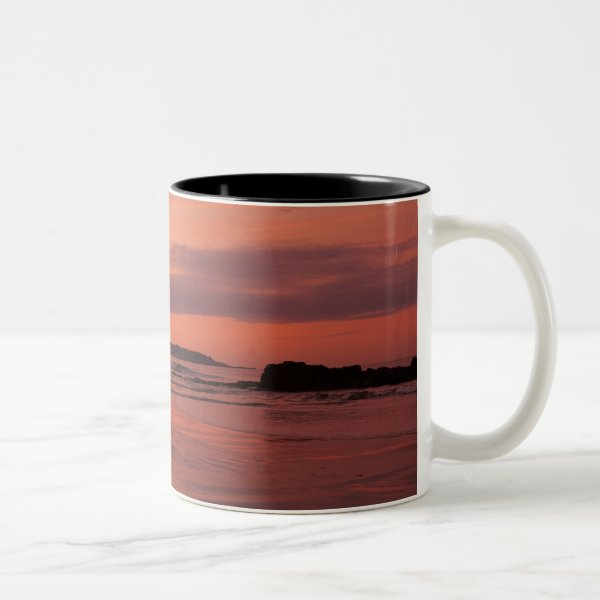 Higgins Beach Sunrise Mug