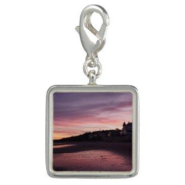 Beach Themed Higgins Beach Sunset Charm
