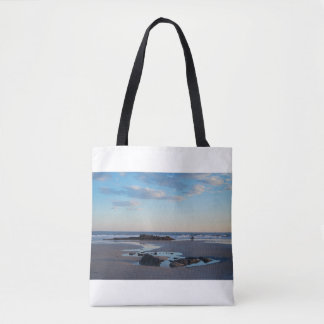 Higgins Beach Tote Bag