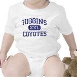 Higgins - Coyotes - High School - Higgins Texas Tee Shirt