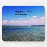Higgins el lago Michigan Alfombrilla De Ratón
