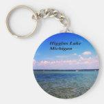 Higgins el lago Michigan Llaveros Personalizados