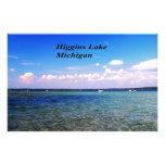 Higgins el lago Michigan Papeleria Personalizada