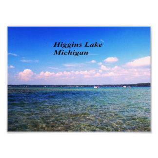 Higgins el lago Michigan Fotografias
