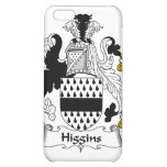 Higgins Family Crest iPhone 5C Cover