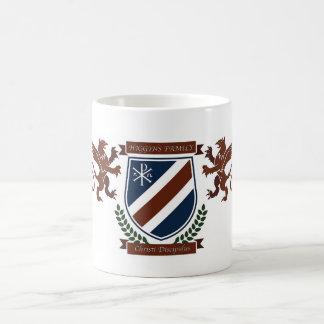 Higgins Family Crest Mug