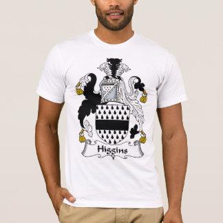 Higgins Family Crest T-Shirt