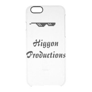 Higgon Productions iPhone 6/6s Case Clear