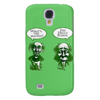 Higgs Boson Physics Humor Gifts Samsung S4 Case