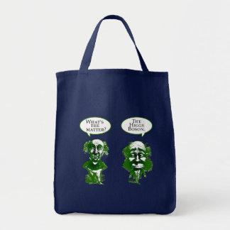 Higgs Boson Physics Humor Gifts Tote Bag