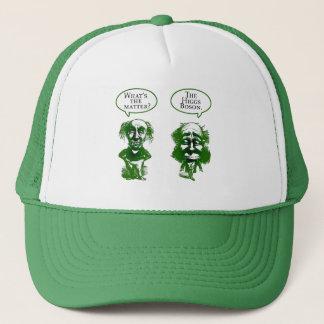 Higgs Boson Physics Humor Gifts Trucker Hat