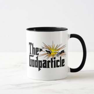 Higgs Boson The Godparticle - Funny Physics Nerd Mug