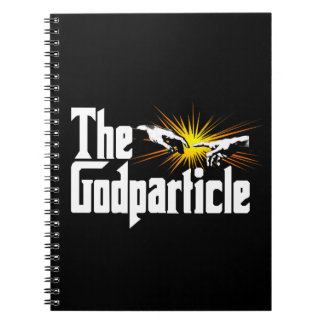 Higgs Boson The Godparticle - Funny Physics Nerd Notebook