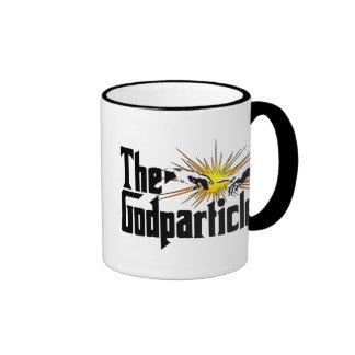 Higgs Boson The Godparticle Ringer Coffee Mug