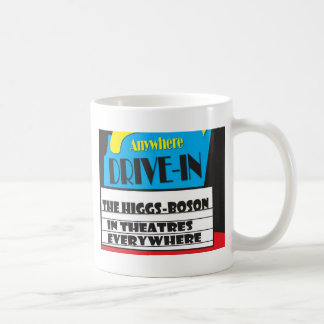 Higgs-Boson, the movie Mug