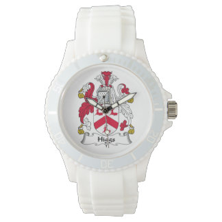 Higgs Family Crest Wristwatch