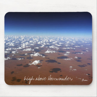 high above Downunder Mouse Pad