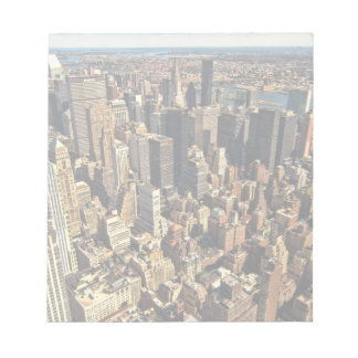 High Above NYC Notepad