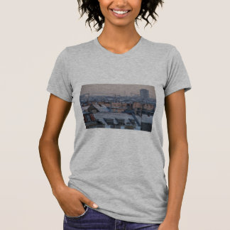 High Above The Rooftops Of Vienna T-Shirt