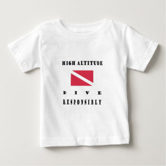 High Altitude Dive Flag Baby T-Shirt